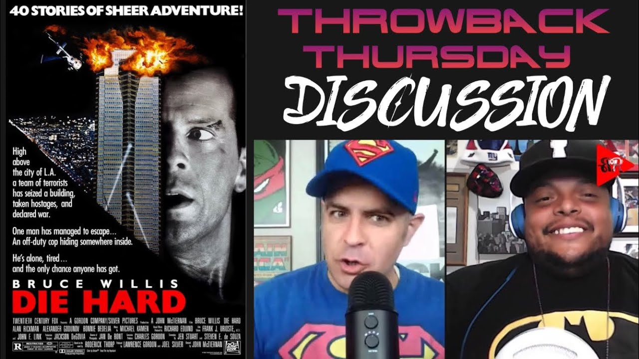 Die Hard | Movie Review | Throwback Thursday