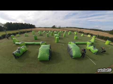 Polar Paintball vs Trivoga Silver - SPBL2019 Kirkkonummi