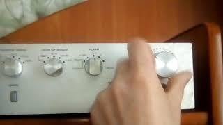 Проверка Radiotehnika усилитель предварительный уп-001 стер