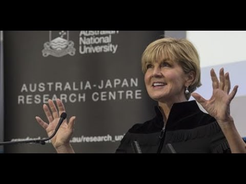 Japan Update 2017: Keynote speech by the Minister for Foreign Affairs the Hon Julie Bishop