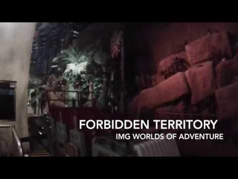 ONRIDE POV Forbidden Territory –  IMG Worlds of Adventure Dubai