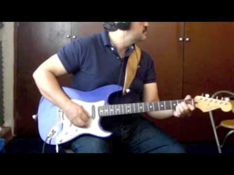 River of Tears (live) - Eric Clapton - guitar cover piri ...
