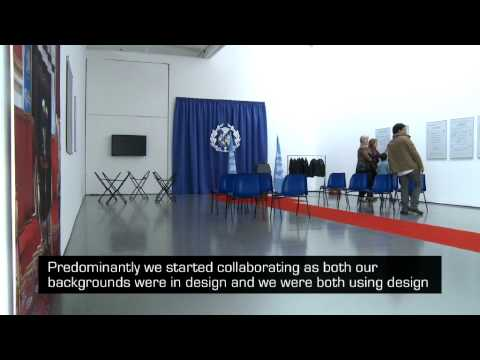 Discovery exhibition artist interviews, 2012