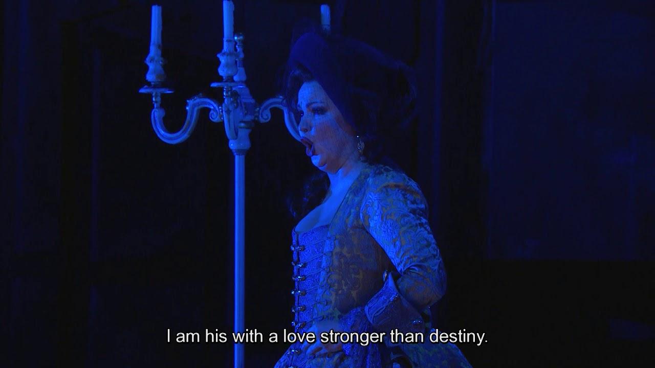 Adriana Lecouvreur: Act II Excerpt