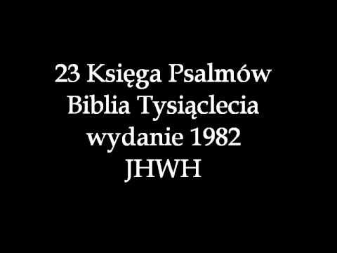 23 Księga Psalmów