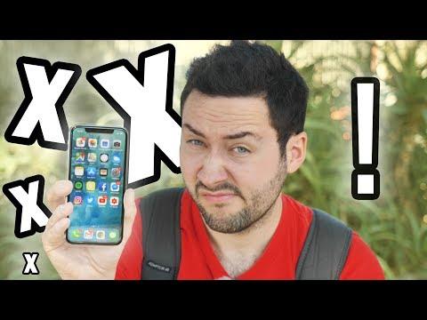 IPhone X : Je Suis Déçu !? (Test Complet)