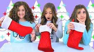 Mystery Box Ugly Christmas Stocking Challenge!