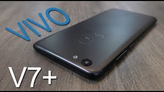 Vivo V7+ review (in Hindi) - Unboxing, features, कीमत है Rs. 21,990? कैसा है?