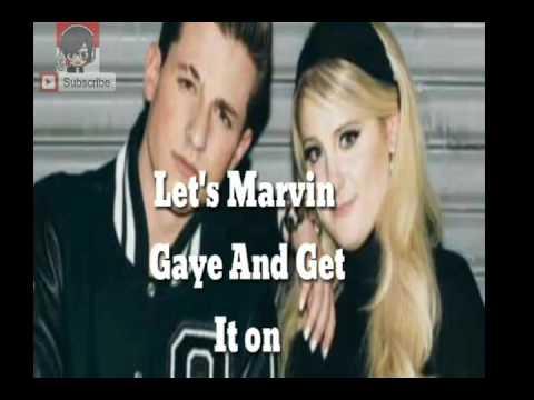 Lirik Lagu Marvin Gaye
