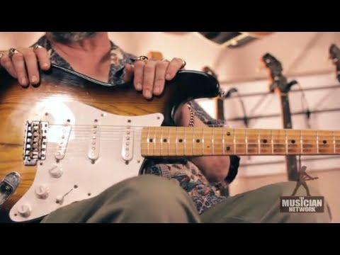 1954 Fender Stratocaster - THE GEORGE GRUHN ® GUITAR SHOW - TMNtv