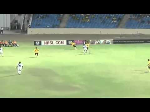 steven lecefel with martinique vs jamaica  Group B - Caribbean Cup 2012 - YouTube