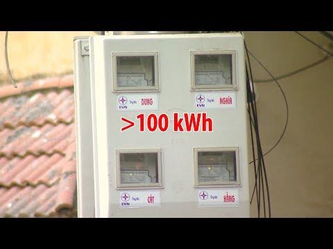 Giá điện tăng vọt vì đâu?