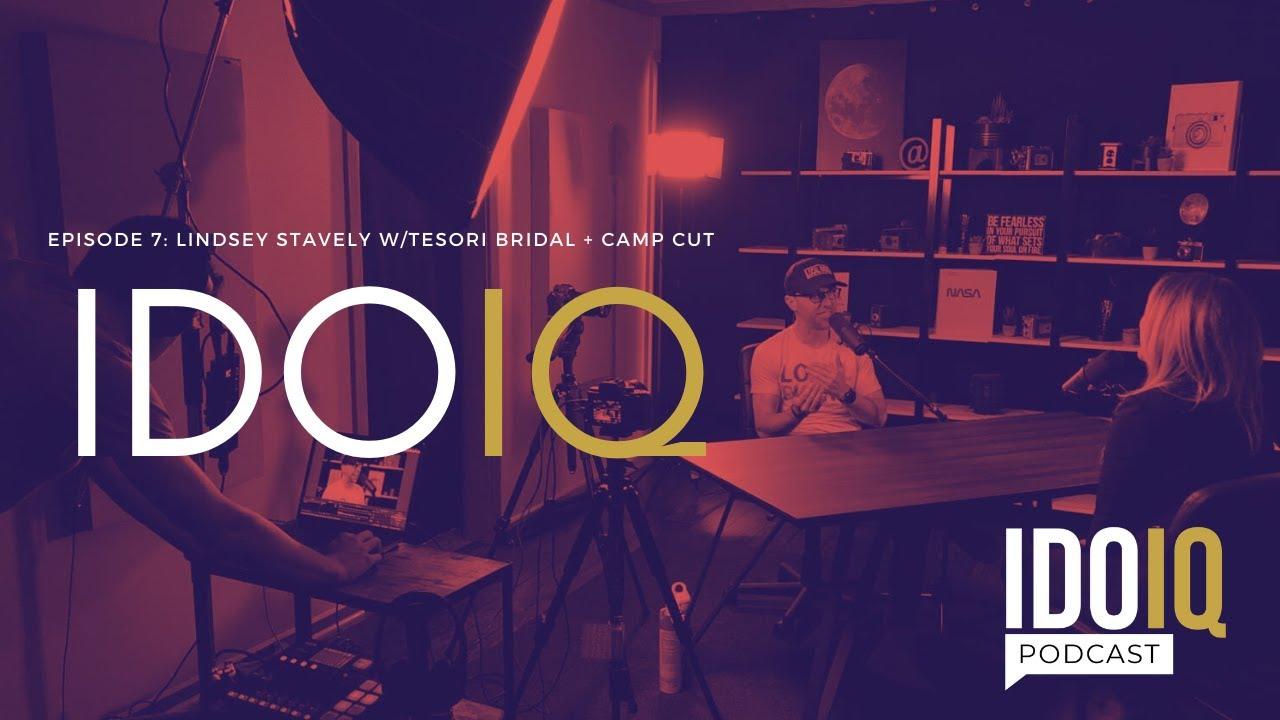 Lindsey Stavely w/Tesori Bridal + Camp Cut