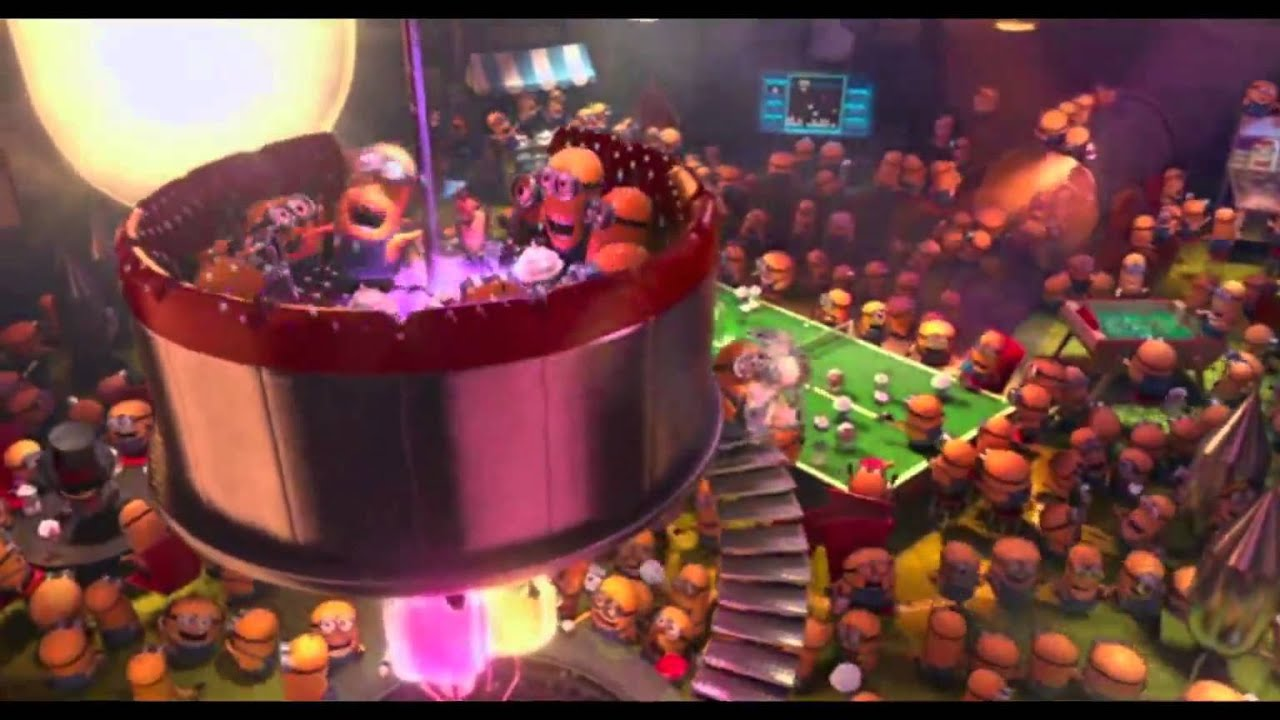 Image result for minions partying