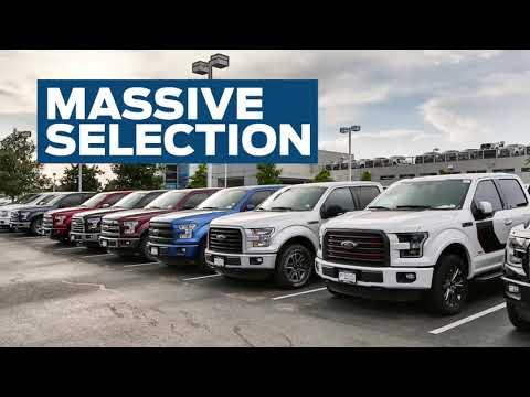 We're Not Bragging, We Are The Premier Ford Dealer In Denver! | Larry H. Miller Ford Lakewood