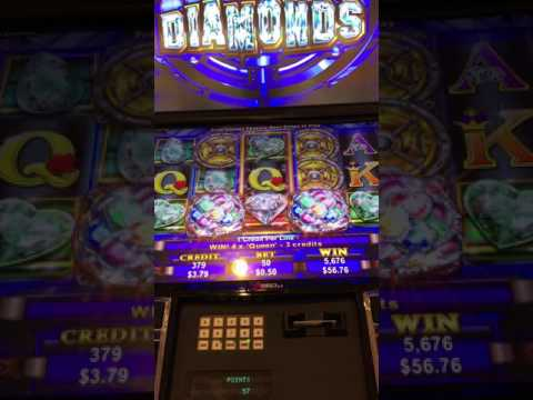 Twice the Diamonds bonus at Dover Downs