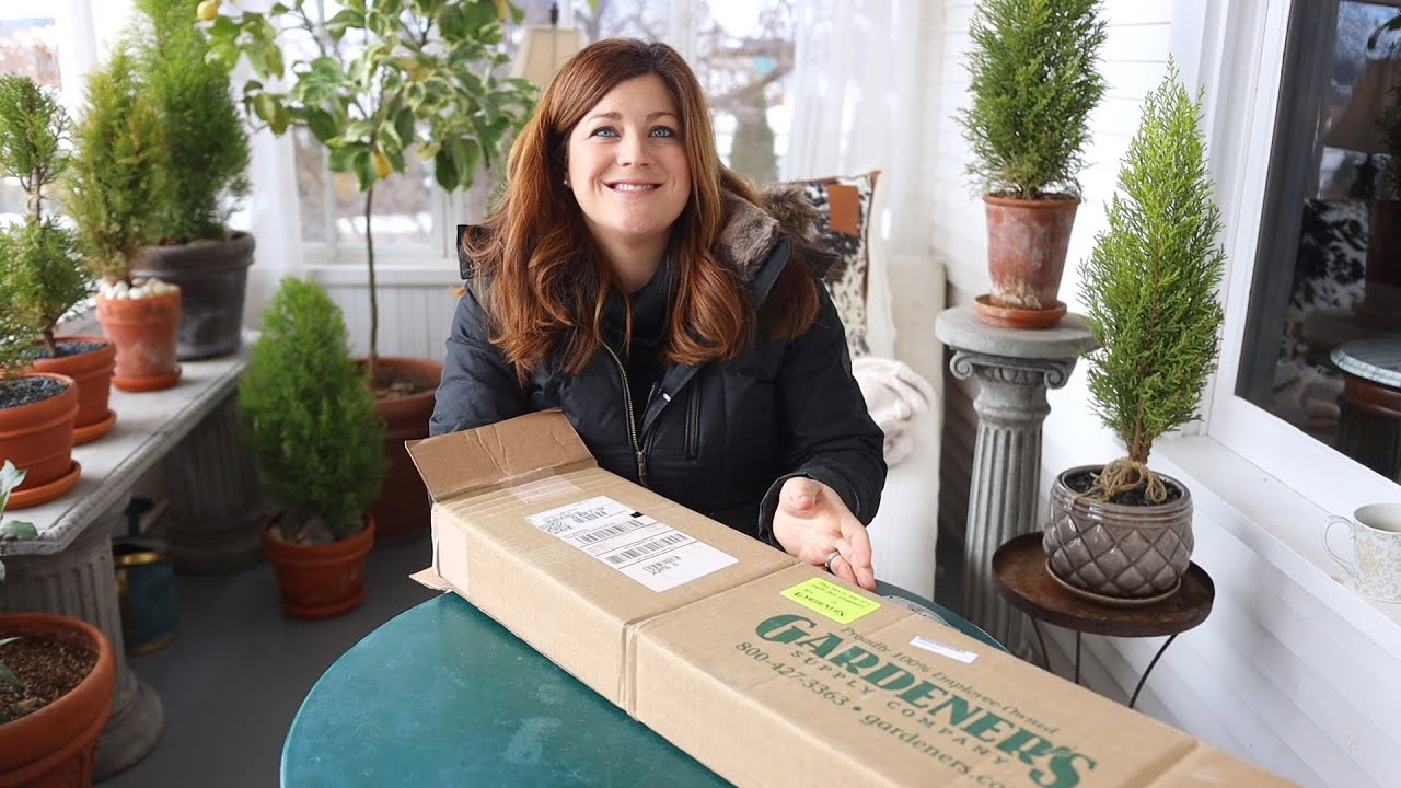 New Garden Stuff Unboxing: Felco, Gardener's Supply & DeWalt! 🌿💚🌳 // Garden Answer