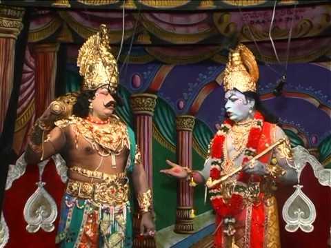 Padaka Scene Sri Krishna Rayabaram
