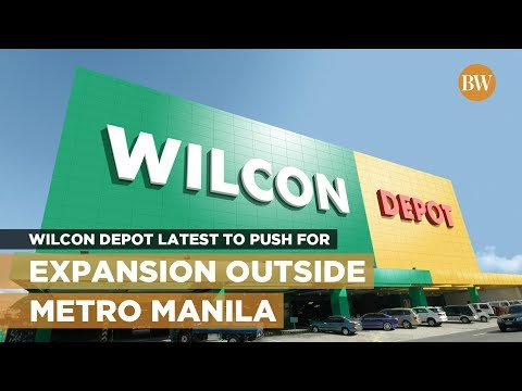 Wilcon Depot latest to push for expansion outside Metro Manila