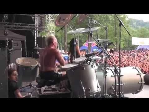 TERRANA BAND LIVE - HELL ON HIGH HEELS