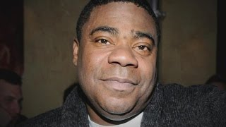 Tracy Morgan Cries in First Interview Since Car Crash: