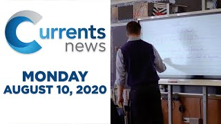 Currents News full broadcast for Mon, 8/10/20 (Catholic news)