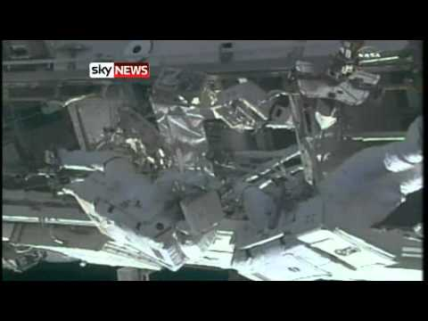 Eight-Hour Space Station Repair Job Fails