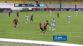 Resumen Atlas vs Queretaro J1 Apertura 2015