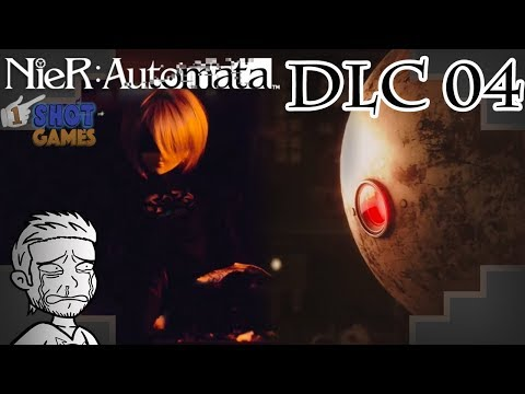 1ShotPlays - NieR Automata DLC Part 4 - Deserving of Life (Solo with Joe)