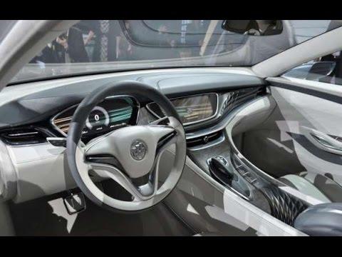 2016 2017 Buick Avenir Redesigned Review