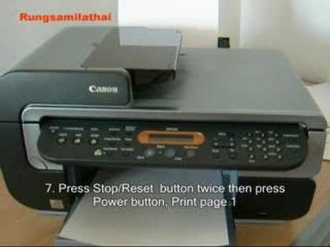 Enable canon MP530