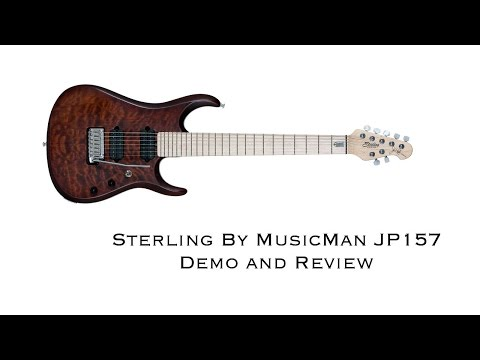 Nick Cutroneo: Sterling by Music Man JP157 Demo and Review