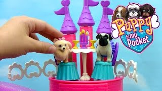 Puppy in my Pocket - Pretty Pet Palace!