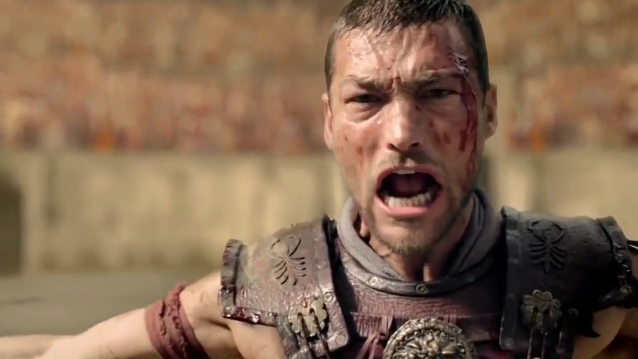 Spartacus Season 1 - Blood and sand - jikanseries - YouTube