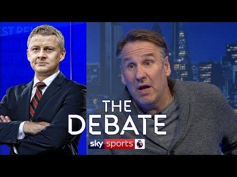 Ole Gunnar Solskjaer gets the job if Man United beat Liverpool | Merson & Hayes | The Debate