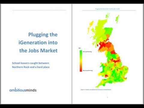BBC Radio Northampton: Plugging the iGeneration into the jobs market Mp3
