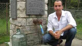 Sulphur Springs Fountain - Natural Spring Water in Ancaster Ontario
