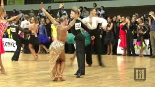 Спортивные танцы. Танцевальная метелица - 2011. 2 заход.