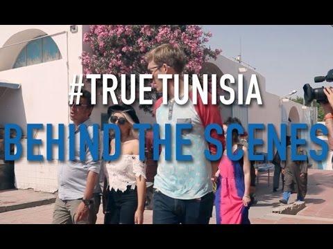 True Tunisia season 2 / Behind the scenes