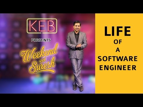 Weekend With Suresh : Life of a Software Engineer | Kannada Short Satire-Comedy Show  | KEB