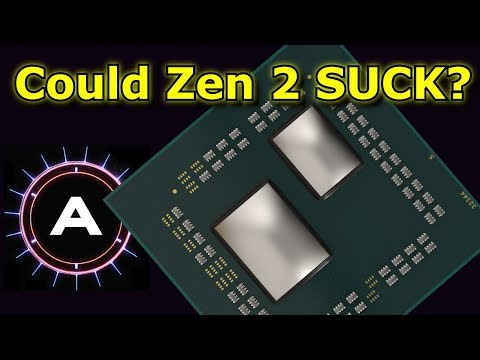 Zen 2 Analysis - A Different Perspective