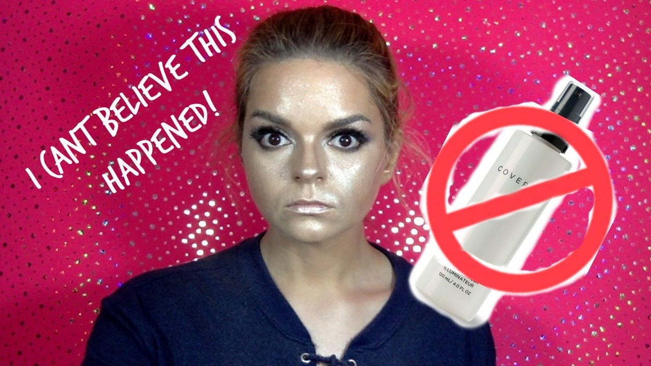 Cover Fx Setting Spray Review Makeupalley Mugeek Vidalondon