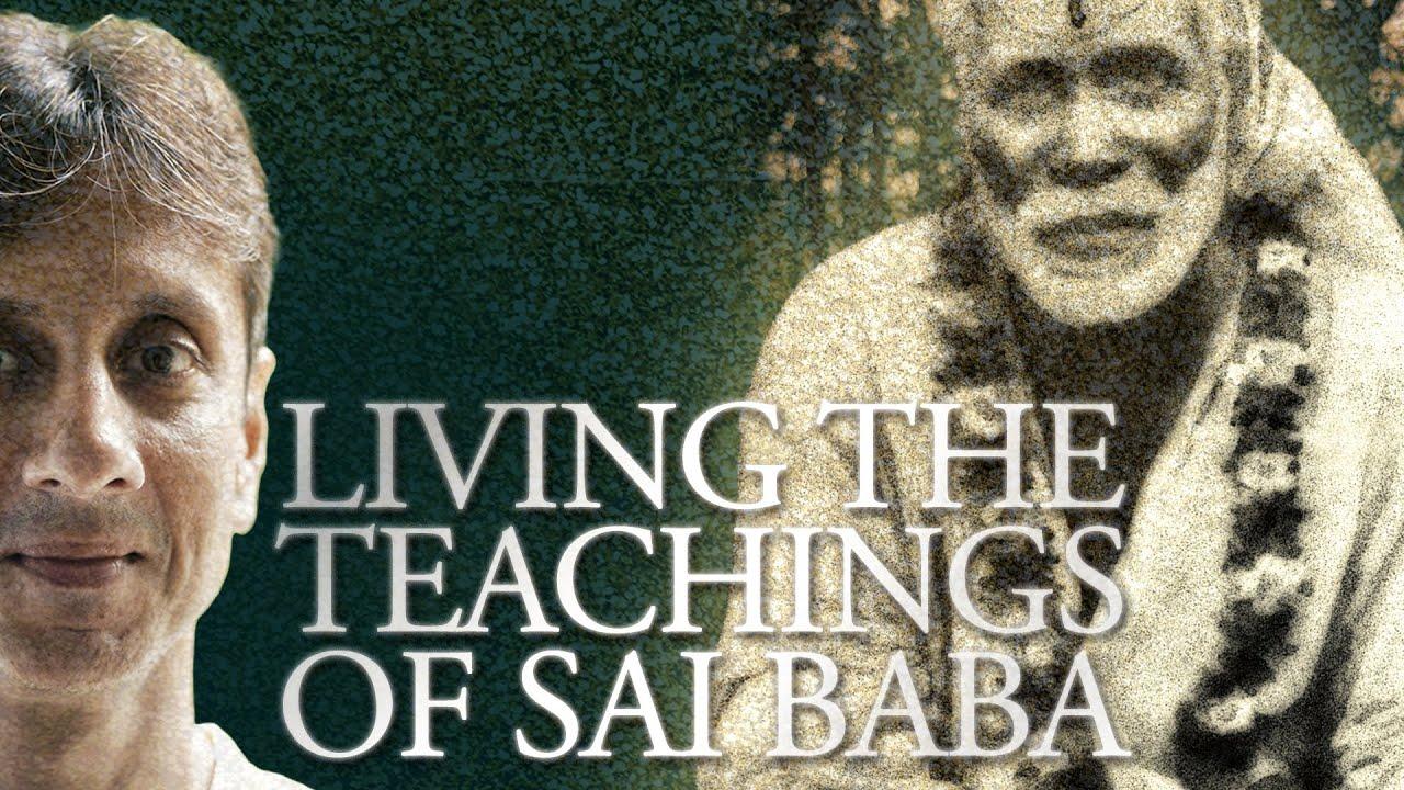 Download Living the Teachings of Sai Baba