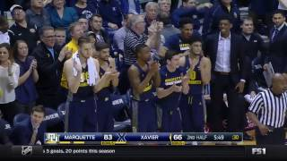 #BIGEASThoops Highlights: Marquette at Xavier