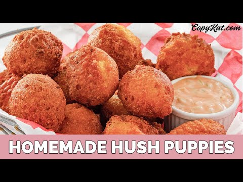 How to Make Homemade Hushpuppies