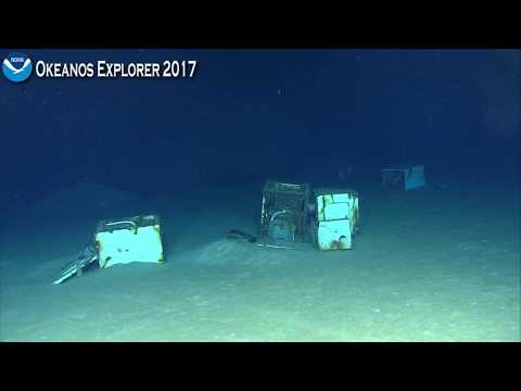 Okeanos Explorer Video Bite: Refrigerators in the Deep Sea