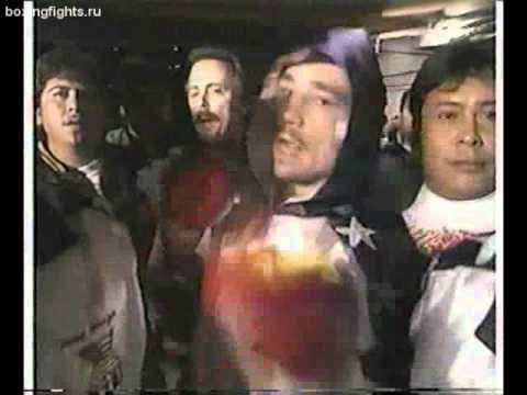 Julio Cesar Chavez VS Greg Haugen. Date:1993-02-20