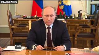 Путин о реакции США !! Очень не красиво поступаете ! Стыдно должно быть! Смотреть Всем 2015(, 2015-04-02T09:23:54.000Z)
