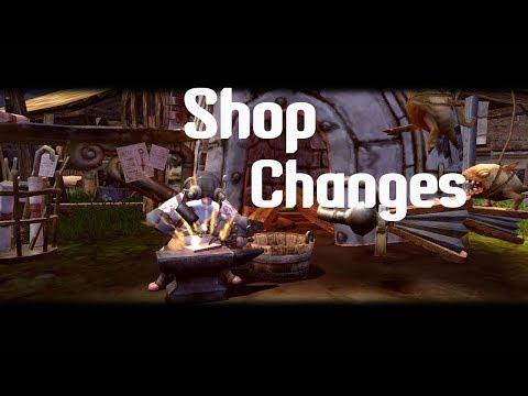 Dragon Nest Korea - May Shop Changes