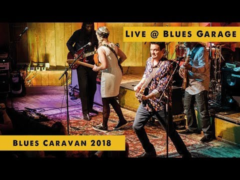 Ruf's Blues Caravan 2018 (Vanja Sky, Mike Zito, Bernard Allison) - Blues Garage - 03.02.18 Mp3